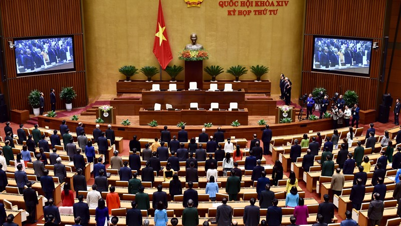 Kỳ họp thứ 4, Quốc hội khóa XIV bế mạc với nhiều quyết sách quan trọng