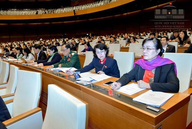 Cơ chế đặc thù cho TP. Hồ Chí Minh được Quốc hội thông qua