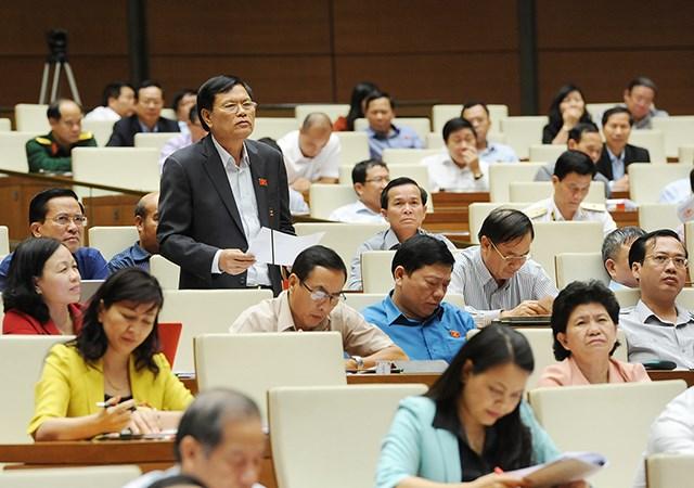 Kỳ họp thứ tư, Quốc hội khóa XIV: Những dấu ấn mới