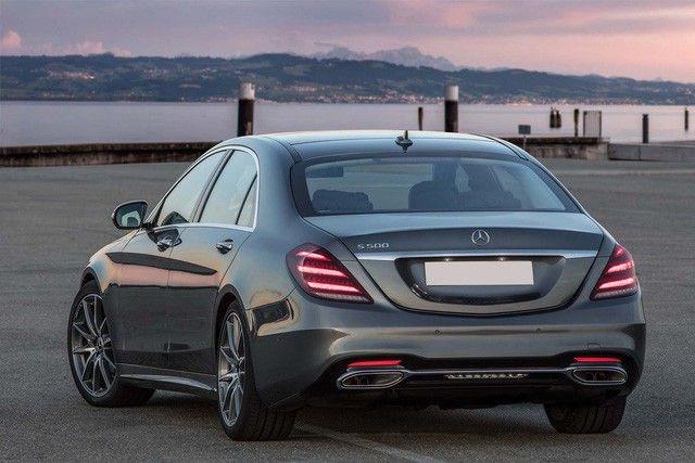 Mercedes-Benz S-Class 2018 có giá bán từ 4,2 tỷ đồng