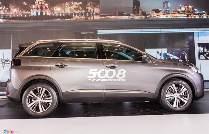 Thaco ra mắt hai mẫu xe Peugeot thế hệ mới