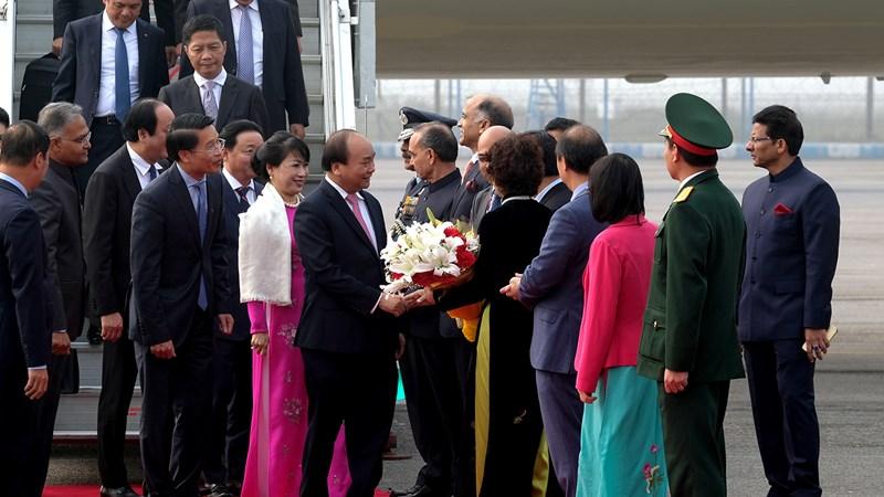 Thủ tướng Nguyễn Xuân Phúc tham dự Hội nghị Cấp cao ASEAN - Ấn Độ