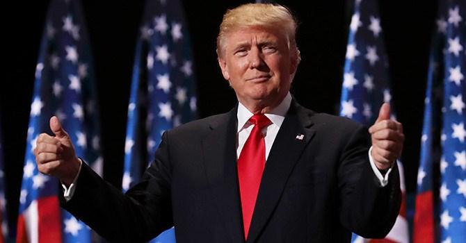 Lời Tổng thống Trump dìm giá vàng