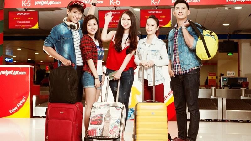 Vietjet thêm 2 chuyến bay đến Thường Châu ủng hộ U23 Việt Nam