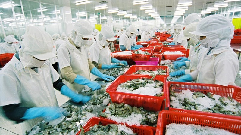 Định hướng xuất khẩu nông lâm thủy sản 2018