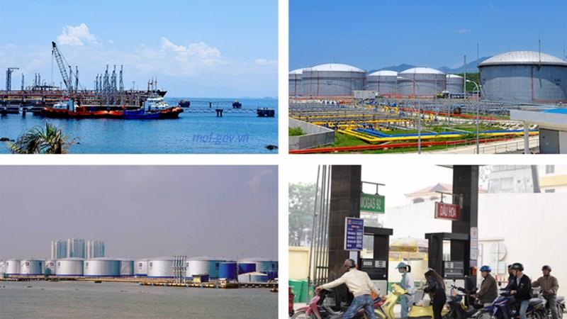 Hết quý IV/2017, số dư của Quỹ bình ổn giá xăng dầu đạt 5.105,537 tỷ đồng