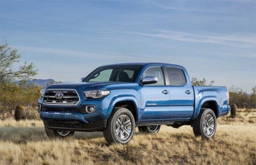 9 mẫu xe giữ giá nhất tại Mỹ 2017