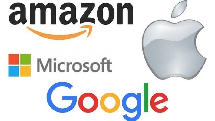 """Nóng cuộc đua vốn hóa """"nghìn tỷ đô"""" của các hãng công nghệ Mỹ"""