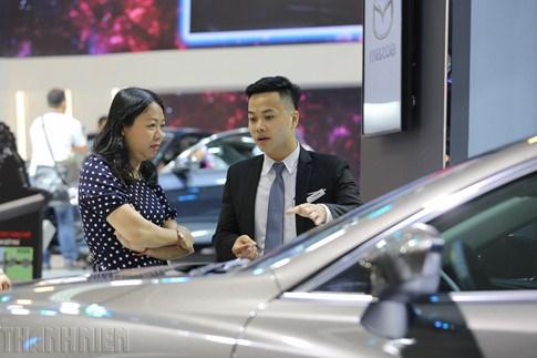 Đầu tháng 5 sẽ mở bán lô xe nhập khẩu nguyên chiếc đầu tiên về Việt Nam
