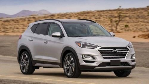 Hyundai Tucson 2019 được bổ sung thêm trang bị và tính năng mới