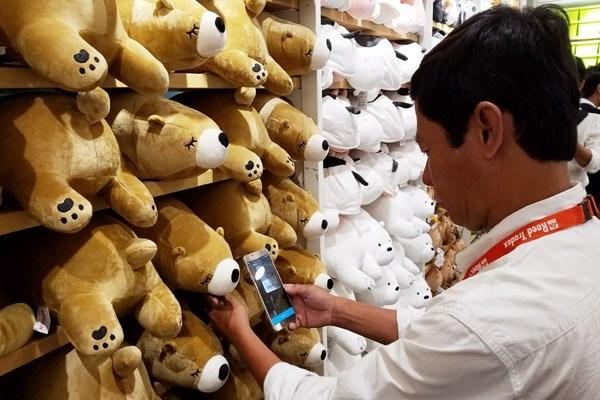 Công nghệ bán lẻ mới sẽ được ứng dụng rộng ở Việt Nam
