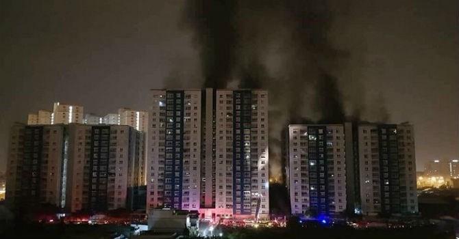 """""""Sẽ xử lý tình huống các chung cư thiếu điều kiện phòng cháy chữa cháy"""""""