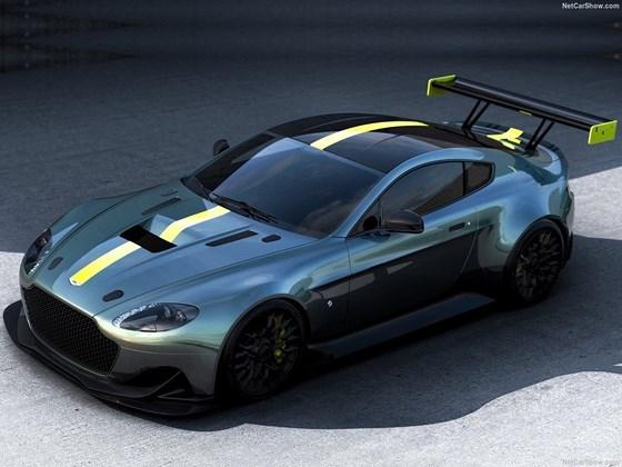 Chiêm ngưỡng Aston Martin Vantage AMR Pro hàng hiếm