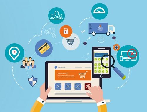 Tăng trưởng thương mại điện tử của Việt Nam đạt trên 25%