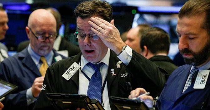 Dow Jones giảm phiên thứ 4 liên tiếp