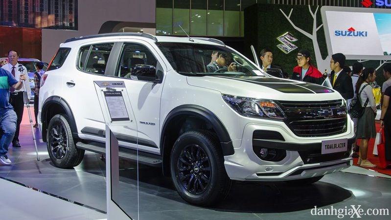 Ưu đãi đến 80 triệu đồng khi mua Chevrolet Traiblazer 2018