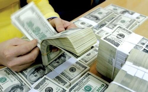 Dự trữ ngoại hối lập kỷ lục mới, gần 63 tỷ USD
