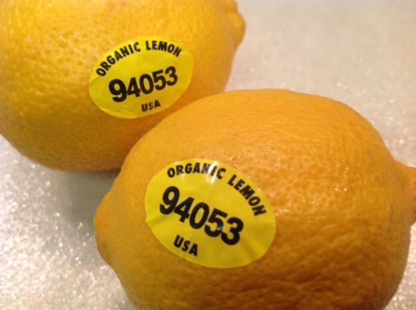 Hiểu thế nào về ý nghĩa tem trên trái cây nhập khẩu?