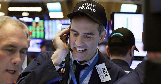 """Cổ phiếu năng lượng """"khởi nghĩa"""", Dow Jones tăng liền 5 phiên"""