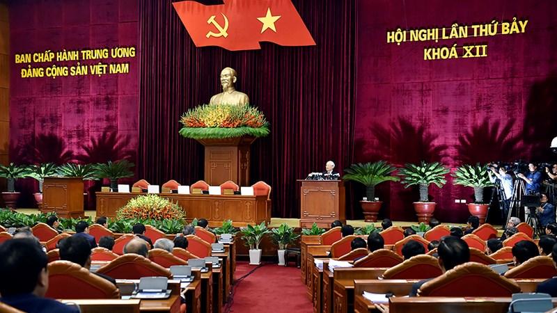 Hội nghị Trung ương 7 hoàn thành toàn bộ nội dung chương trình đề ra