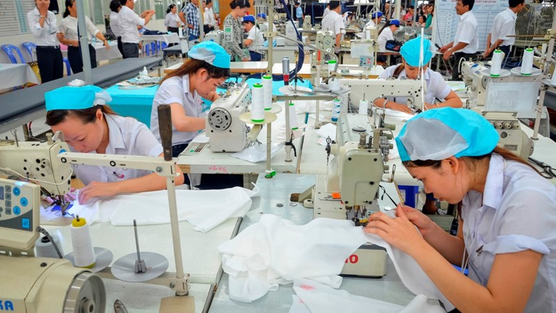 Dệt may Việt Nam trên đà trở lại thời hoàng kim