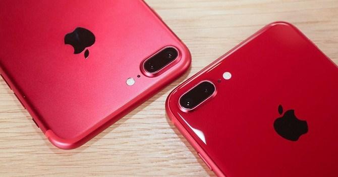iPhone 8 RED chính hãng vừa về Việt Nam, giá 21 triệu đồng