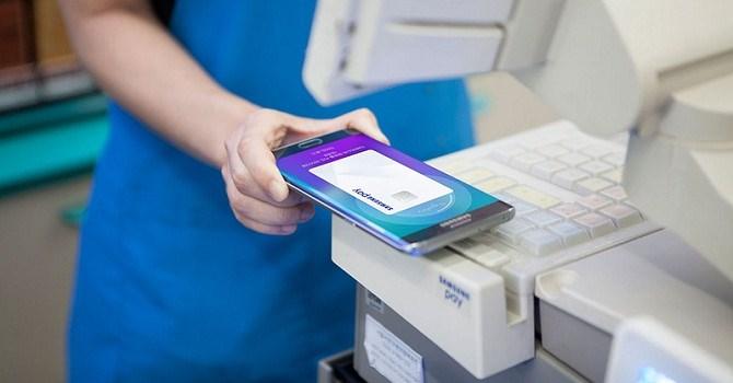 """Tương lai thanh toán di động """"không tiền mặt"""" không còn xa với Samsung Pay"""
