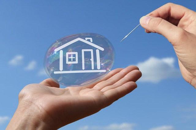 Có lo bong bóng bất động sản năm 2018?