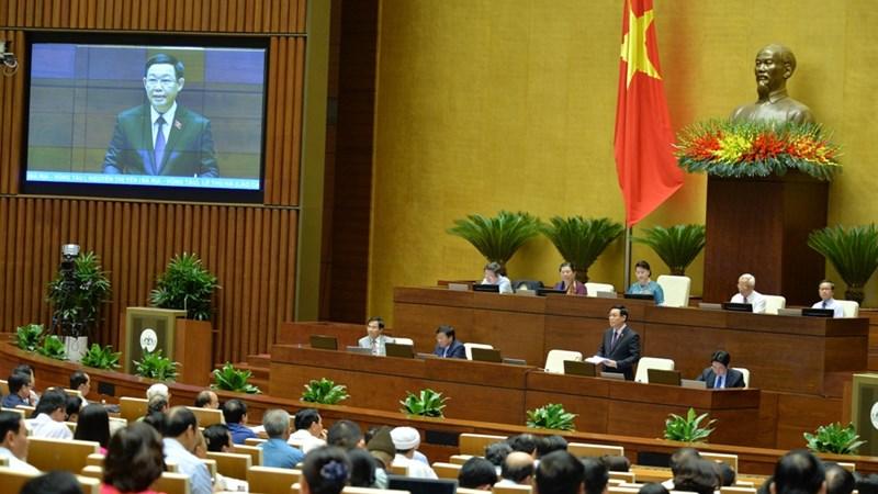 Phó Thủ tướng Vương Đình Huệ: Trung hòa lượng tiền để tránh lạm phát