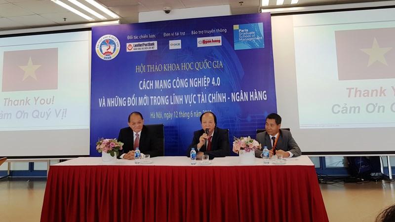 CMCN 4.0 và những đổi mới trong Tài chính - Ngân hàng