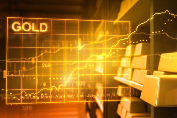 Chứng khoán và USD leo dốc, giá vàng về đáy hơn 6 tháng