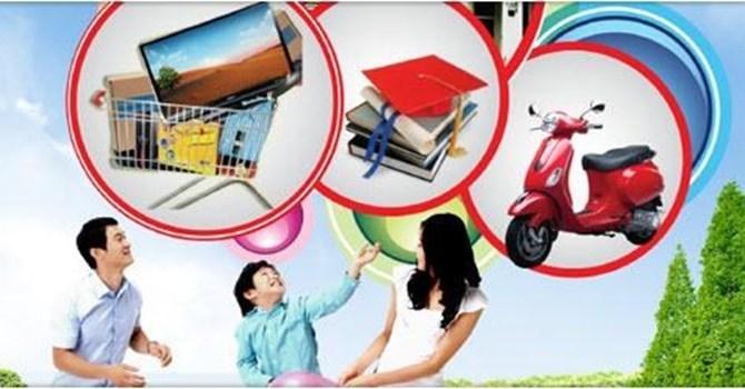 Tín dụng tiêu dùng: Cẩn trọng, phòng tránh rủi ro
