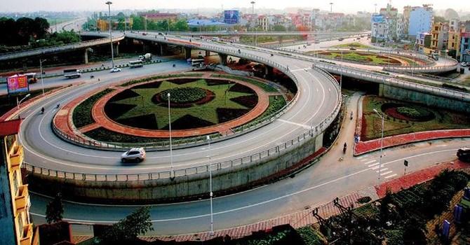 """Long Biên sẽ sớm thành """"đại công trường"""" dự án địa ốc"""