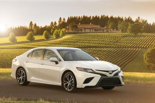 Toyota Camry 2019 có 5 phiên bản và chốt giá từ khoảng 578 triệu đồng
