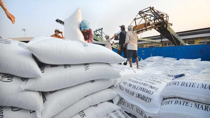Ðổi mới cơ chế, xuất khẩu gạo bứt phá