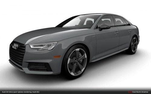 Audi A4 Ultra Sport bản giới hạn có giá gần 1,2 tỷ đồng