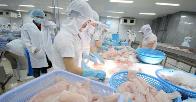 """Chiến tranh thương mại, cơ hội xuất khẩu cá tra Việt """"giành giật"""" thị trường Mỹ từ Trung Quốc?"""