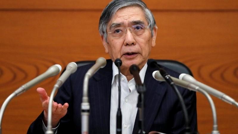 Thống đốc Nhật Bản khẳng định duy trì chính sách nới lỏng