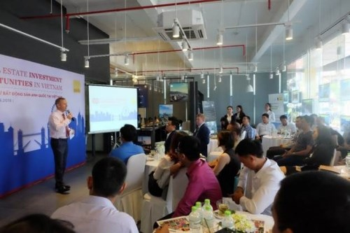 Nhiều nhà đầu tư Anh quan tâm đến thị trường bất động sản Việt Nam