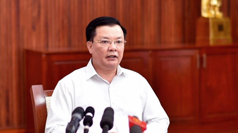 Bộ trưởng Bộ Tài chính Đinh Tiến Dũng chia sẻ về