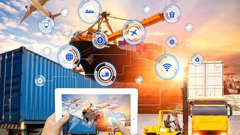 Đến năm 2025, tốc độ tăng trưởng dịch vụ logistics đạt 15%-20%