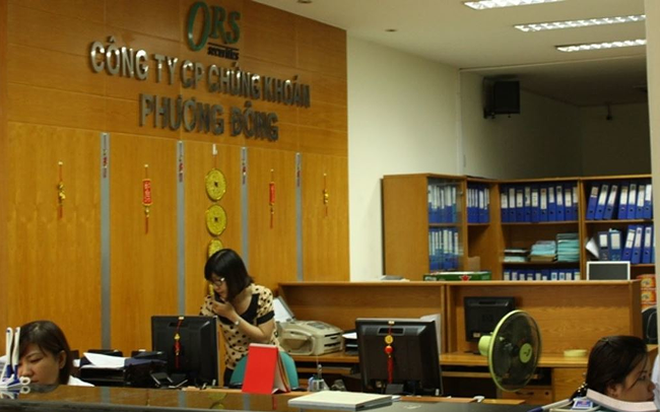 Chứng khoán Phương Đông chuyển từ sàn niêm yết HNX sang UPCoM