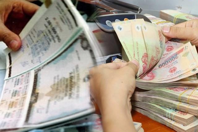 Tháng 4, huy động vốn qua phát hành trái phiếu chính phủ giảm 11,9%