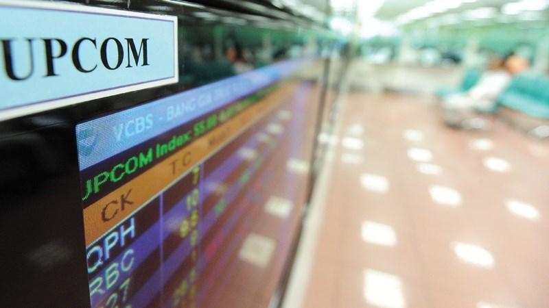 Thị trường UPCoM tháng 4: Sôi động nhưng có xu hướng giảm