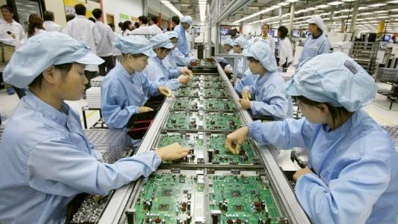 """""""Sóng"""" FDI không mang lại cơ hội cho công nghiệp hỗ trợ"""