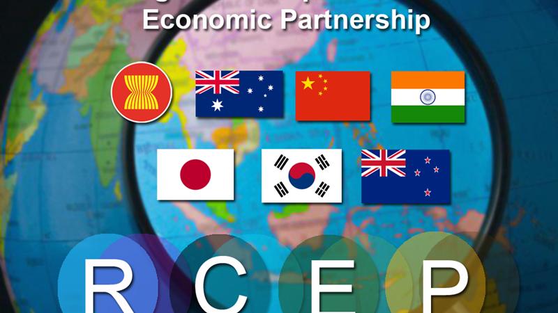 RCEP - Trọng tài mới cho căng thẳng thương mại?