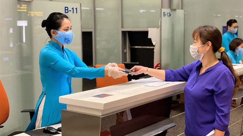 Cảnh báo lừa đảo bán vé bay quốc tế về Việt Nam