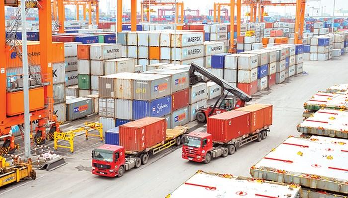 7 tháng năm 2019, kim ngạch hàng hóa nhập khẩu ước tăng 8,3%