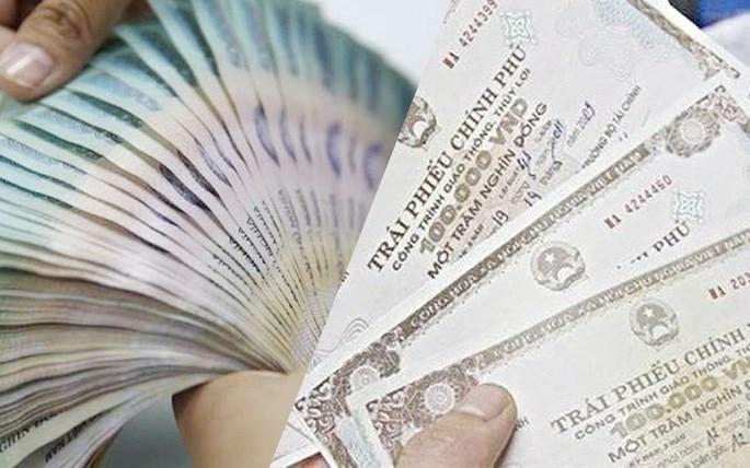 Huy động 6.201 tỷ đồng trái phiếu Chính phủ phiên đấu thầu ngày 12/8/2020