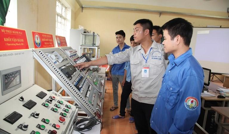 Hỗ trợ đào tạo nguồn nhân lực cho hoạt động nâng cao năng suất chất lượng